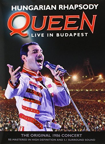 Live in Budapest by Queen (Queen-live In Budapest)