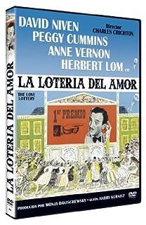 The love Lottery - la lotería del amor - Charles Crichton - David Niven