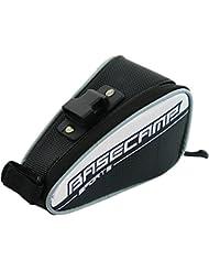 GranVela® al aire libre bolsa para sillín de bicicleta impermeable Asiento Bolsa de transporte, quick-installation diseño, plata