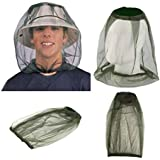 Face Mosquito Insect Net Cover for Hat
