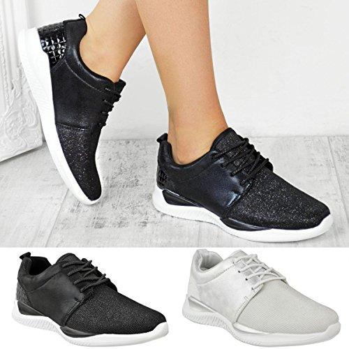 Fashion Thirsty Baskets Plates - pour Sport/Jogging/Fitness - pour Femme