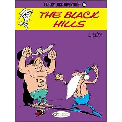 Lucky Luke - tome 16 The black hills (16)