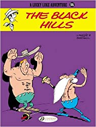 A Lucky Luke Adventure, Tome 16 : The Black Hills