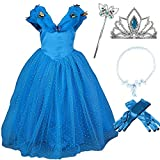 2015 New Cinderella Butterfly Party Dres...