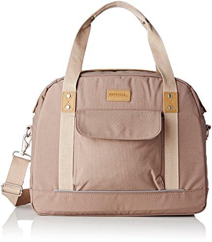 Basil Gepäckträgertasche Portland Businessbag Taupe