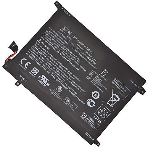 szhyon 3.8V 33wh Original DO02XL Laptop Battery compatible with HP Pavilion X2 10 810749-2C1 HSTNN-LB6Y HSTNN-DB7E TPN-I121 TPN-I122