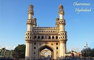 Charminar Hyderabad Fridge Magnet