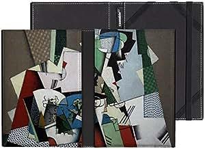 Tablet Hülle / Case / Cover für HP Slate 7 Plus - ''Geometrical Still'' von Georges Valmier