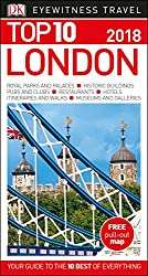 Top 10 London: 2018 (DK Eyewitness Travel Guide)