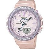 BABY-G Damen-Armbanduhr BGS-100SC-4AER