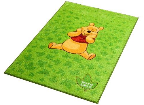 Preisvergleich Produktbild Viva Disney Comfort Line Winnie Green Leaves _ 100x 150cm