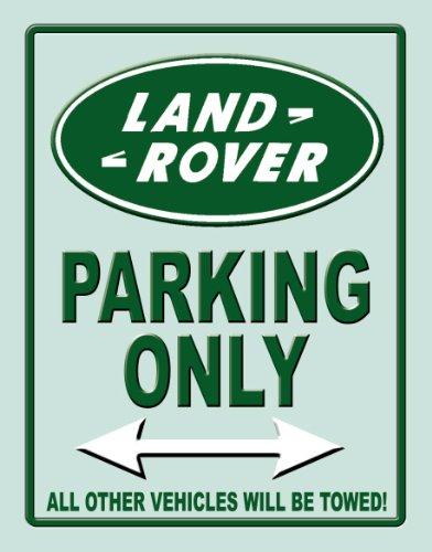 land-rover-parking-targa-placca-metallo-stabile-piatto-nuovo-30x40cm-vs2301
