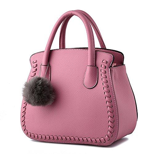 Anne, Borsa a mano donna Pink