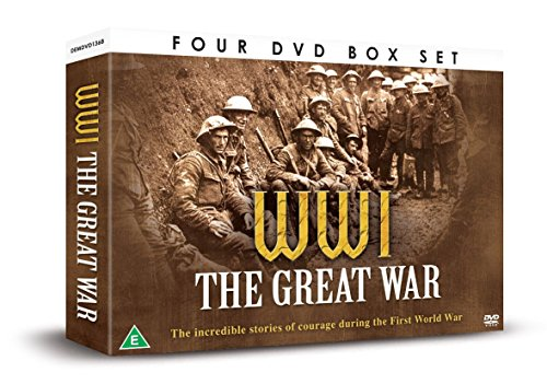 WWI: The Great War [DVD] [UK Import]