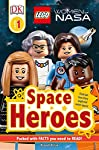 LEGO Women of NASA Space Heroes (DK Readers Level 1)