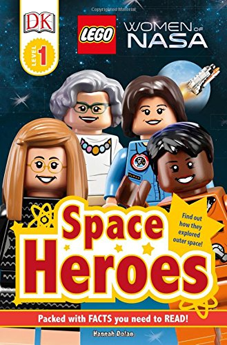 LEGO women of NASA space heroes.