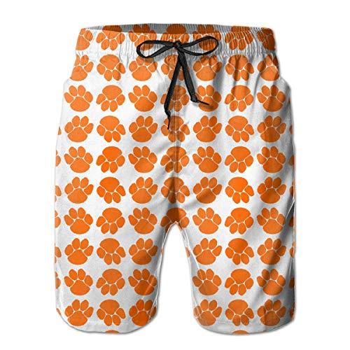 Nisdsh Classic-Fit Boys Big &Tall Cargo Short Board Shorts for Beach Gym Surf Medium - Gap Kids Classic Shorts