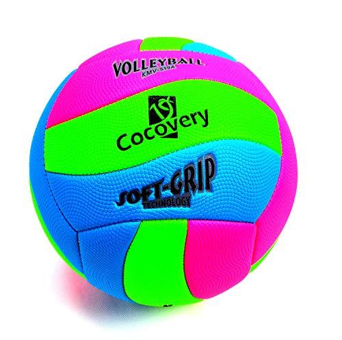 Cocovery19 Balón Voley-Playa Colores neón Verde