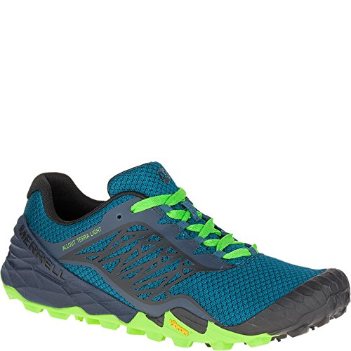 merrell-all-out-terra-light-zapatillas-para-correr-hombre-verde-azul-petroleo-talla-435-2016