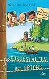 Die Karlsson-Kinder (1) Spukgestalten und Spione (Reihe Hanser, Band 1)