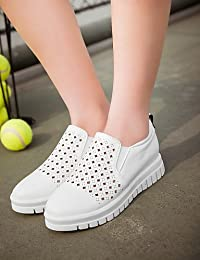 ZQ gyht Zapatos de mujer-Plataforma-Plataforma / Creepers-Mocasines-Exterior /