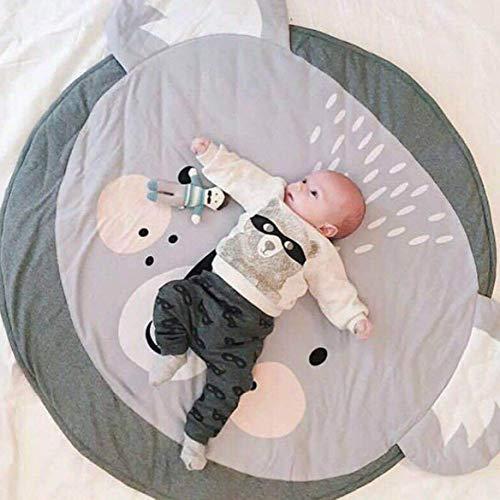 Kostüm Süsse Fuchs - Ruiyiheng Unverwechselbar Baby Süß Tiere Teppich, Kostüm Hase Fuchs Bedruckt rutschfest Teppich, Lustig Wohnzimmer Schlafzimmer für Heim Dekoration - H04