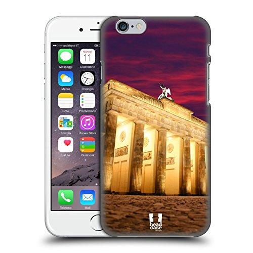 Head Case Designs Mont Fuji Japon Meilleurs Endroits Étui Coque Rigide Pour Apple iPhone 5c Porte De Brandebourg Berlin Allemagne
