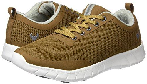Suecos® Unisex – Adulto Alma scarpe sportive blu Size: 45 EU Marrone (Brown)