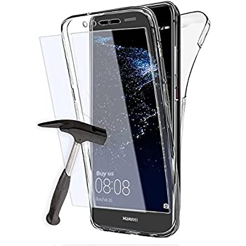 coque transparent huawei p10