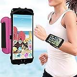 Handy Sport Arm Tasche für - Sony Xperia XZ1- Arm tasche / Oberarmtasche / Sportarmband Handy zum Laufen, Joggen, Radfahren - Arm Band