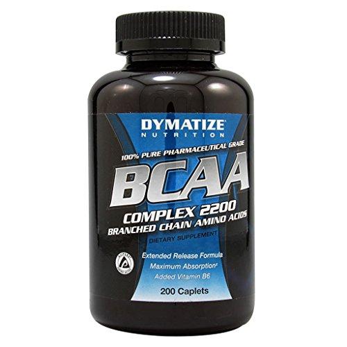 DYMATIZE BCAA COMPLEX 2200 200 CPR - 51t9yPpkjhL
