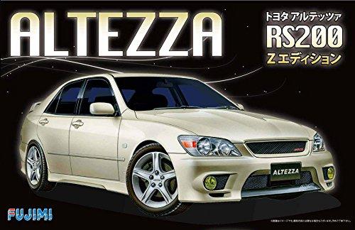 Fujimi Modell 1./2.4. -Zoll Up Serie No.2.7. Toyota Altezza RS2.00 Z Ausgabe - Altezza Toyota