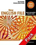 New english file. Upper-intermediate. Student's book-Workbook-Extra book. Without key. Per le Scuole superiori. Con Multi-ROM