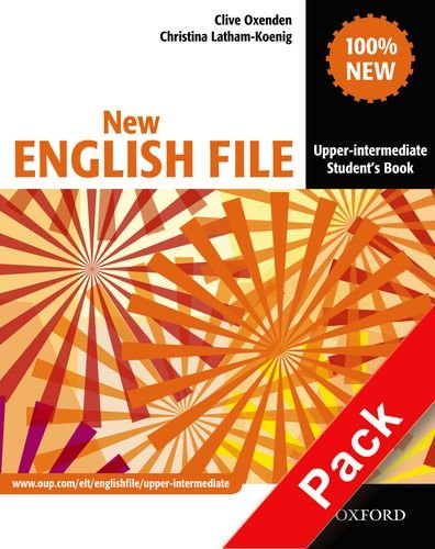 New english file. Upper-intermediate. Student's book-Workbook-Extra book. Without key. Per le Scuole superiori. Con Multi-ROM