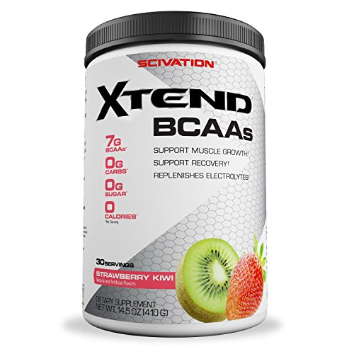 Scivation Xtend BCAA Drink 30 Servings Strawberry Kiwi