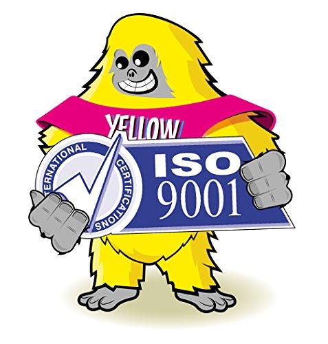 Zoom IMG-2 yellow yeti 30 rotoli dk