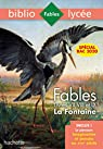 Bibliolycée - Bac 2020 : 1res technos - Fables de La Fontaine  (Livres de VII à IX) par La Fontaine