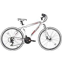 """Bikesport PRIME Bicicleta de montaña rueda 26"""" Tamaño del cuadro 46 cm, Shimano 21 cambios"""