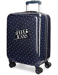 78b036ff809 Pepe Jeans Olaia Hand Luggage, 55 cm, 33 liters, Blue (Azul)