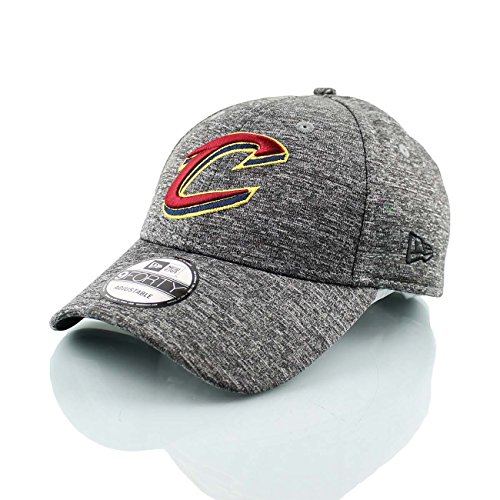 New Era 9FO Shadow Tech 9Forty NBA Cleveland Cavaliers - Gray Heather - Men´s -