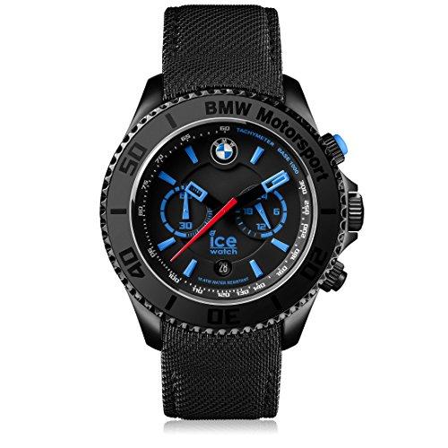 Ice-Watch - BMW Motorsport (Steel) Black - Reloj Negro para Hombre con