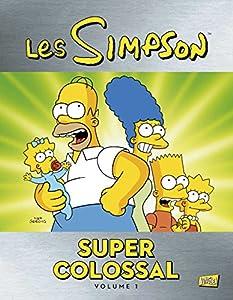 """Afficher """"Les Simpson n° 1"""""""