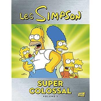 Les Simpson - Super colossal, Tome 1 :