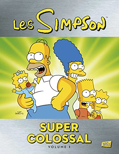 les-simpson-super-colossal-tome-1-