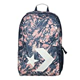 Converse Damen Rucksack Speed Backpack Star Chevron Pale Coral Barely Orange Navy (mehrfarbig)