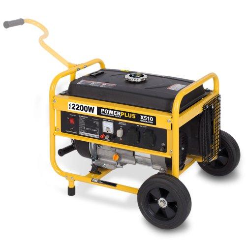 POWERPLUS POWX510 GENERADOR 2200W