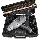 Hesselink® 230V Elektro-Schlagschrauber PIW-1000 + Drehmomentschlüssel
