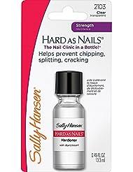 Sally Hansen Vernis à ongles Hard As Nails Clair 13 ml (Sous blister)