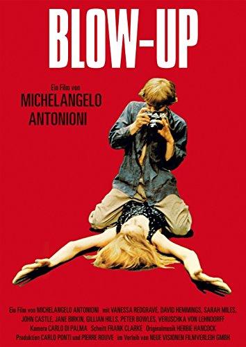 Blow Up (WA 2007) | original Filmplakat, Poster [Din A1, 59 x 84 cm]