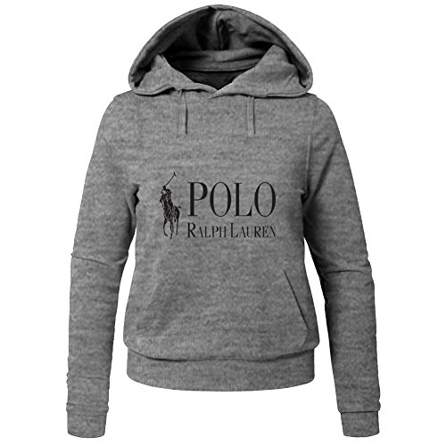 Polo Ralph Lauren Superior Logo For Womens Printed Pullover Hoodies